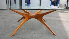 1970s Argentinian Dining Table with Spider Leg in Petiribi Wood - 461598