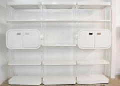 1970s Bookcases or Storage Unit after Pace Collection or Milo Baughman - 1264043