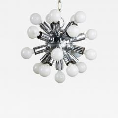 1970s Chrome Sputnik Chandelier - 238231