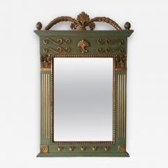 1970s French Decorative Gilt Mirror - 329815