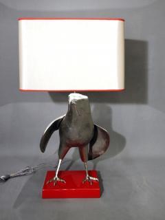 1970s Hawk table lamp - 913353