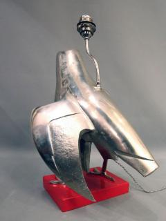 1970s Hawk table lamp - 913354