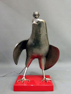 1970s Hawk table lamp - 913357