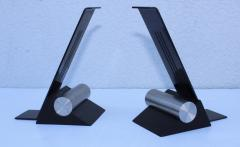 1970s Modernist French Bookends - 1903211