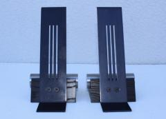 1970s Modernist French Bookends - 1903213