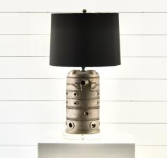 1970s Titanium Lamp Rare - 1848644