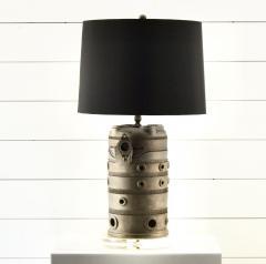 1970s Titanium Lamp Rare - 1848645