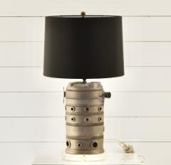 1970s Titanium Lamp Rare - 1848646