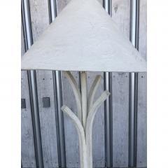 1980 s Plaster Floor Lamp - 1706445