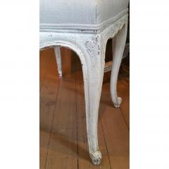 19TH C LOUIS XV PAINTED BENCH - 820282