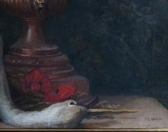 19TH CENTURY STILL LIFE OF A SWAN - 692500
