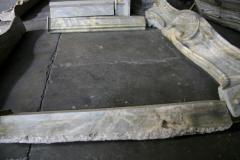 19th C Italian Marble Fireplace - 498418