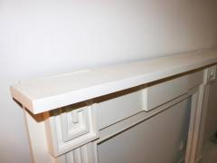 19th Century American Fire Place Mantel in Greek Revival Style - 519588