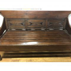19th Century Anglo Indian Daybed Settee - 1362317