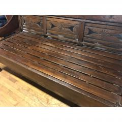 19th Century Anglo Indian Daybed Settee - 1362321