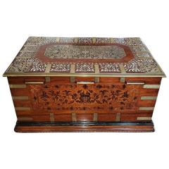 19th Century Anglo Indian Stationery Campaign Chest Outstanding - 1660772
