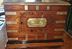 19th Century Anglo Indian Stationery Campaign Chest Outstanding - 1660775