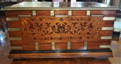19th Century Anglo Indian Stationery Campaign Chest Outstanding - 1660783