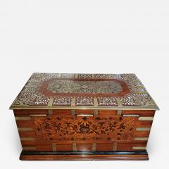 19th Century Anglo Indian Stationery Campaign Chest Outstanding - 1662387