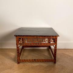 19th Century Bamboo Table China - 1570792