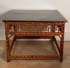 19th Century Bamboo Table China - 1570793