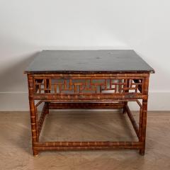 19th Century Bamboo Table China - 1570795