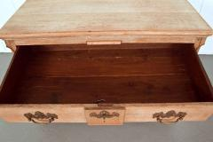 19th Century Belgian Hand Carved Oak Commode - 83604