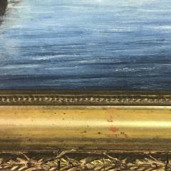 19th Century Blue Girotto Capri Italy Unsigned - 1834137