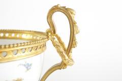 19th Century Bronze Mounted Porcelain Centerpiece - 2108248
