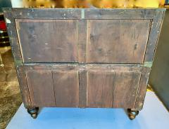 19th Century Campaign Chest With Writing Slide - 1888461