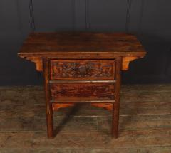 19th Century Chinese Console Side Table - 1984552