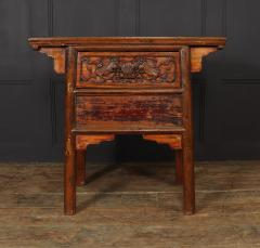 19th Century Chinese Console Side Table - 1984553