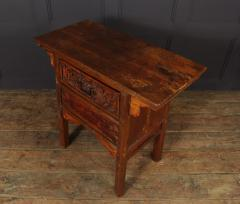 19th Century Chinese Console Side Table - 1984560