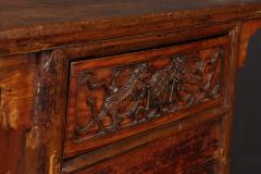 19th Century Chinese Console Side Table - 1984561