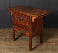 19th Century Chinese Console Side Table - 1984563