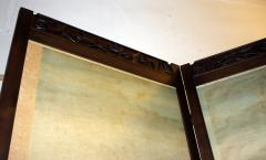 19th Century Chinese Four Panel Screen - 752578