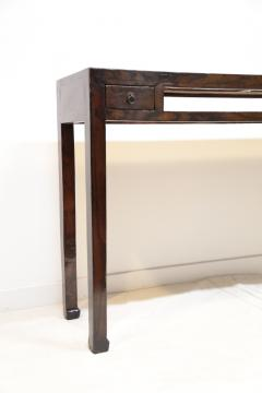 19th Century Chinese Minimal Console Table - 870104