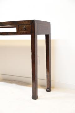 19th Century Chinese Minimal Console Table - 870105