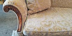 19th Century Chippendale Style Camel Back Sofa - 1704790