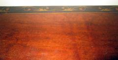 19th Century English Hepplewhite Mahogany Bow Front Sideboard Server - 990304