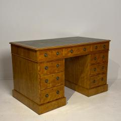 19th Century English Satinwood Desk - 1372021