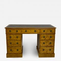 19th Century English Satinwood Desk - 1375133