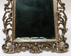 19th Century French Baroque Giltwood Vanity or Wall Mirror - 925381