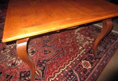 19th Century French Country Fruitwood Dining Table - 889110