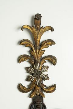 19th Century French Gothic Style Sconces - 1199005
