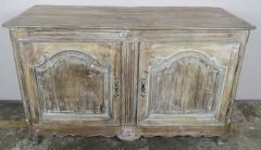 19th Century French Painted Buffet - 531043