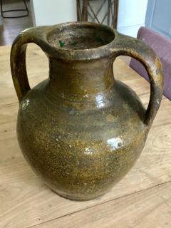 19th Century French Stoneware Wine Jar - 782003