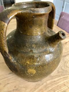 19th Century French Stoneware Wine Jar - 782005