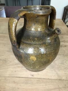 19th Century French Stoneware Wine Jar - 782008