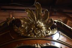 19th Century French Vitrine Gilt Bronze - 370556